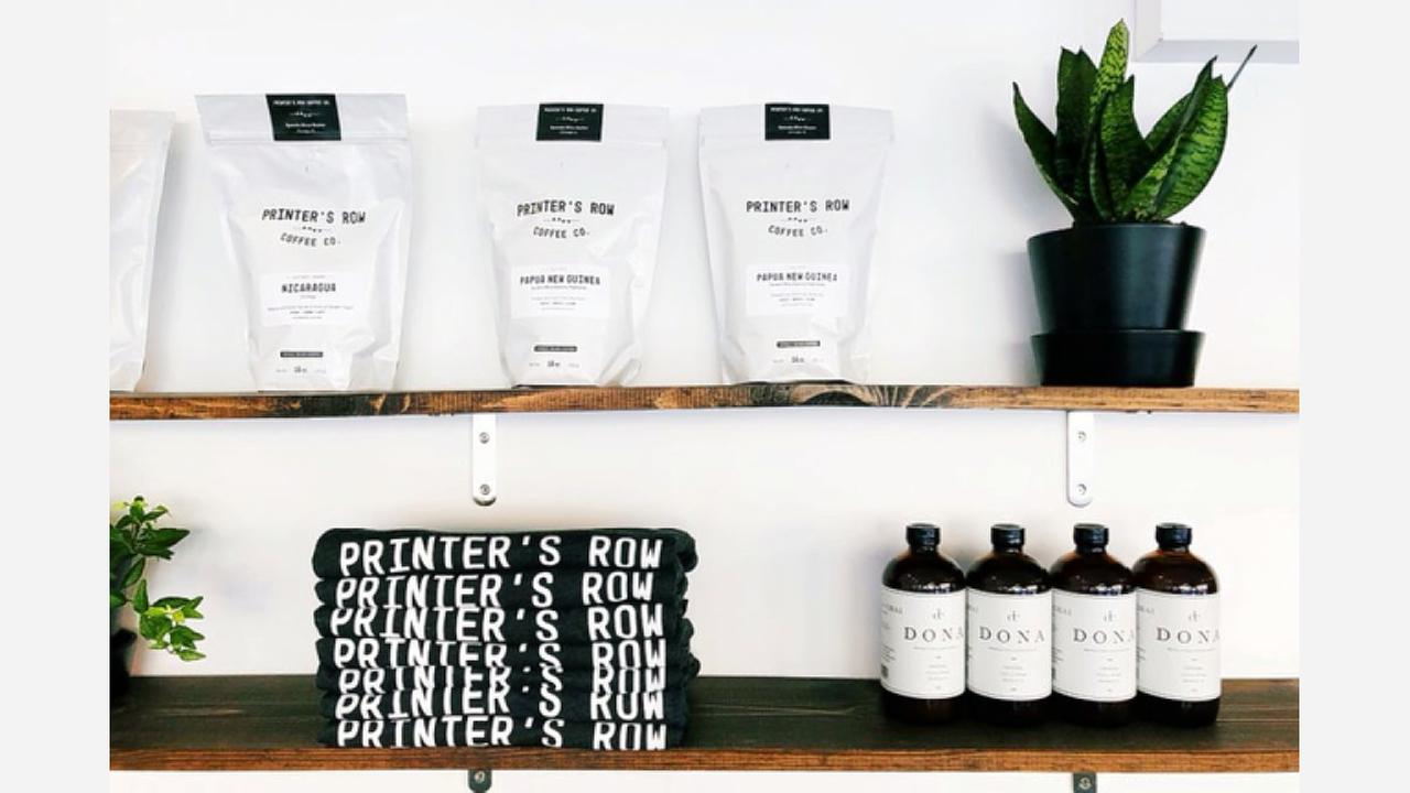 Photo: Printers Row Coffee/Yelp