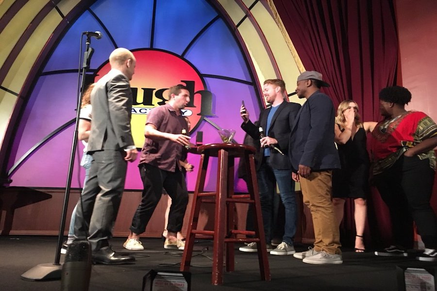 Laugh Factory. | Photo: Mandy C./Yelp