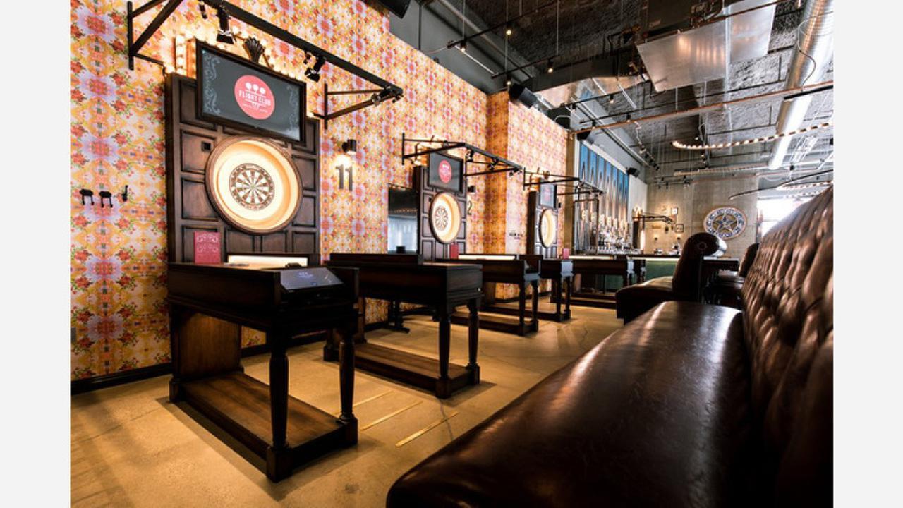Photo: Flight Club Darts Chicago/Yelp
