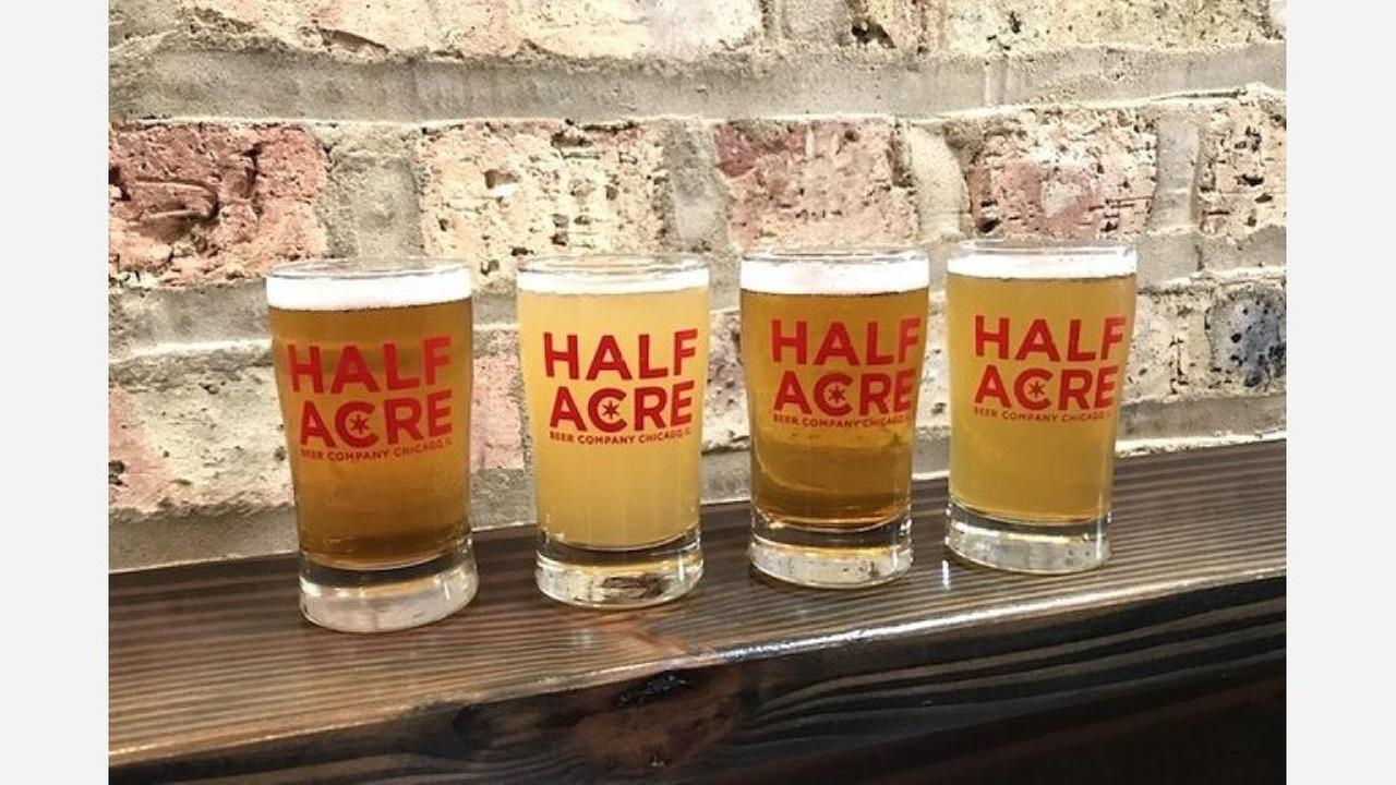 Half Acre Beer Company. | Photo: Eric L./Yelp