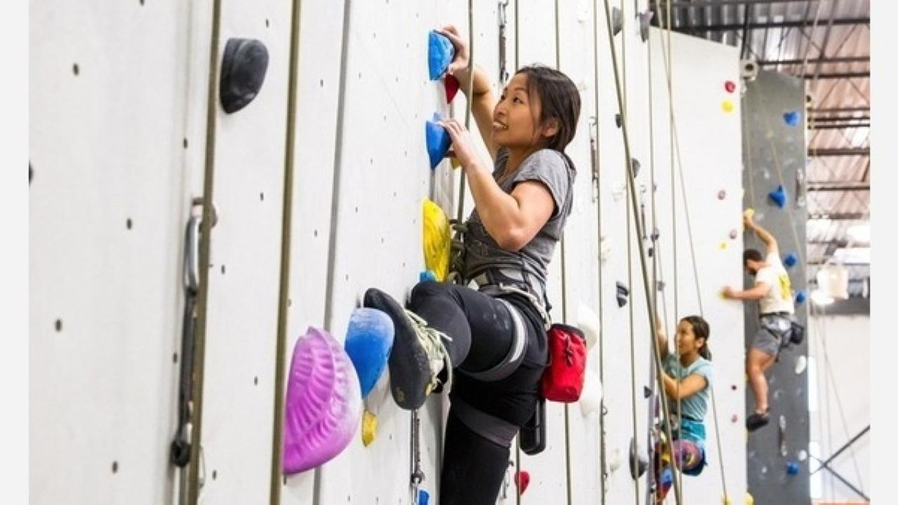 Photo: First Ascent Climbing/Groupon