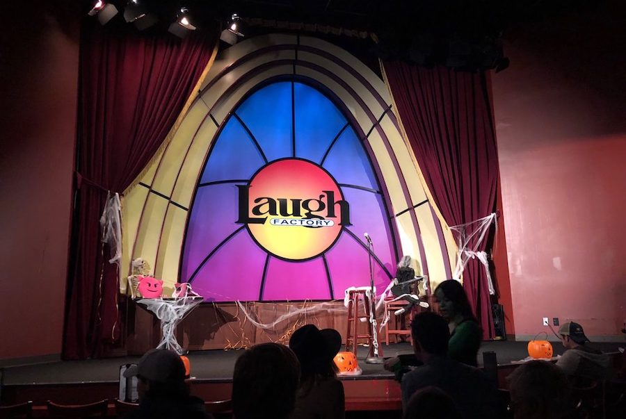 Laugh Factory Chicago. | Photo: Kanchan T./Yelp