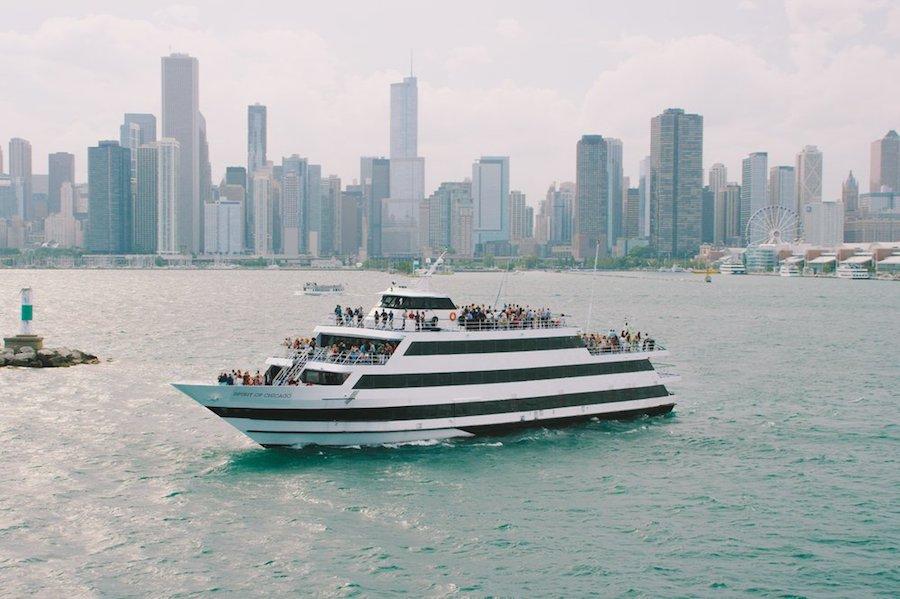 Photo: Spirit of Chicago/Yelp