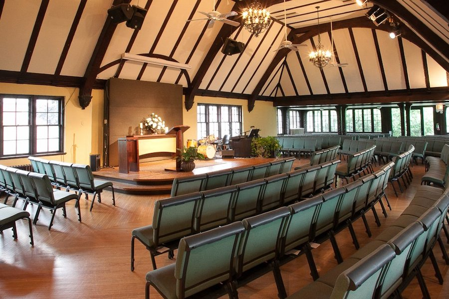 Photo: Unity Church in Chicago/Yelp