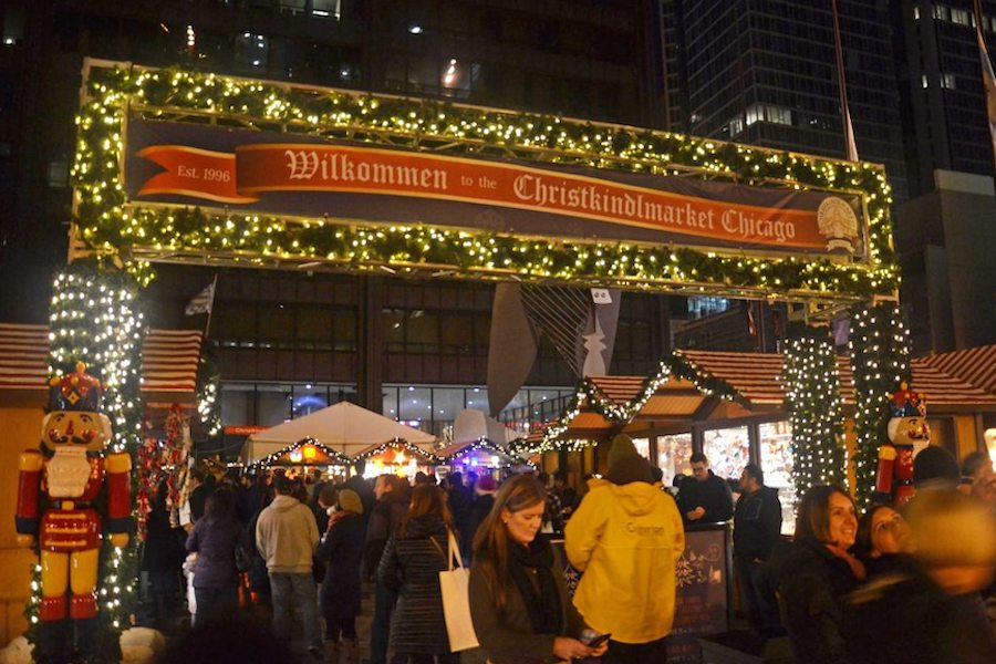 Christkindlmarket. | Photo: Mark A./Yelp