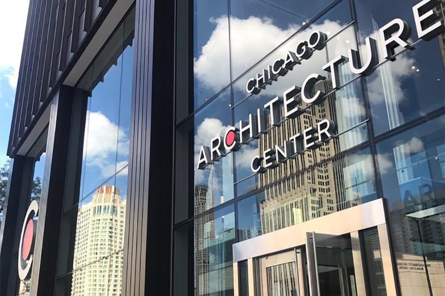 Chicago Architecture Center. | Photo: Bonnie E./Yelp