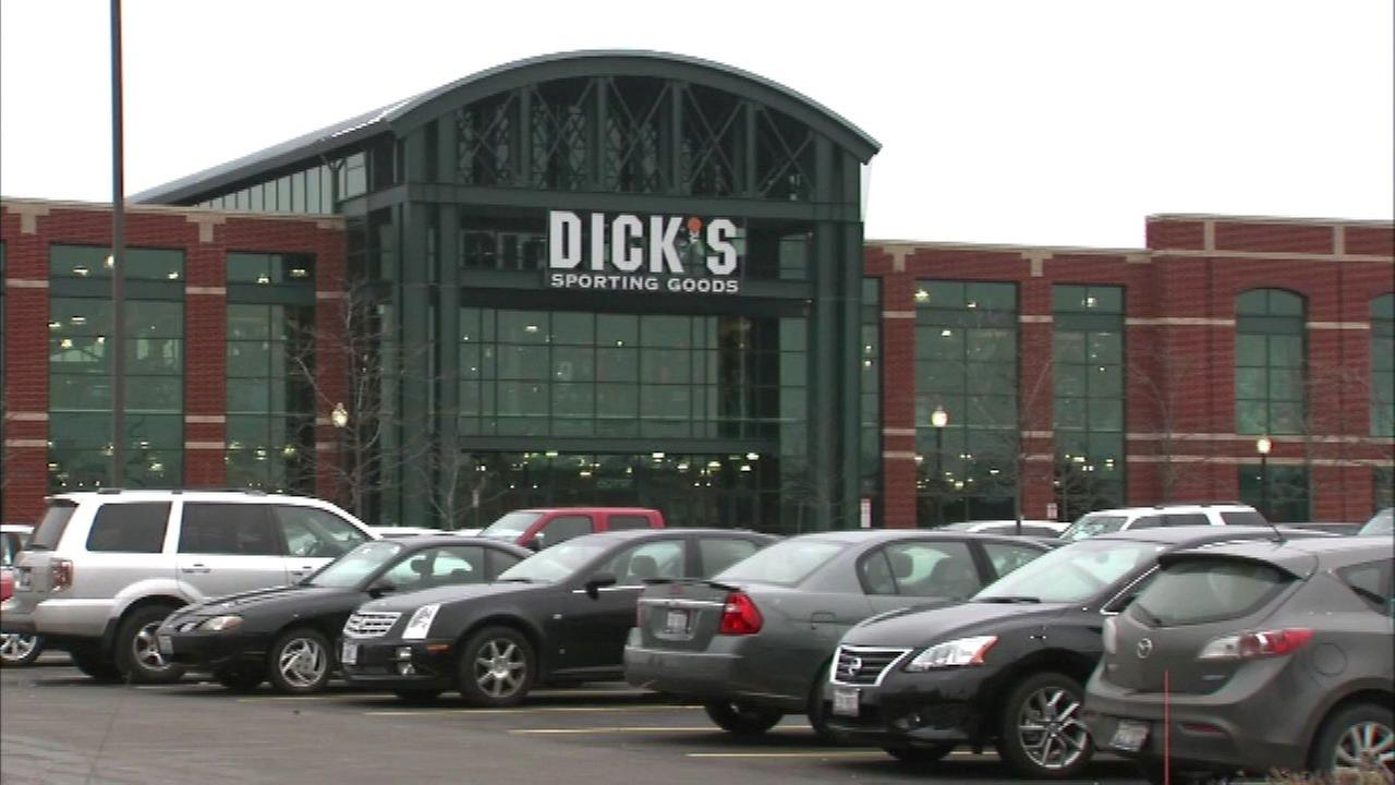 Dicks Sporting Goods in Schaumburg will soon add handguns to its retail arsenal.