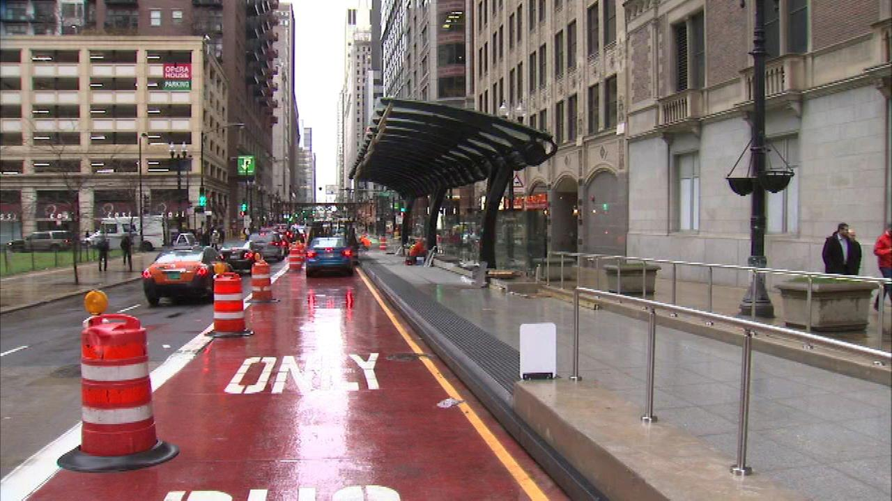 Commuting across the Loop is about to get much faster when the Loop Link program launches next Sunday.