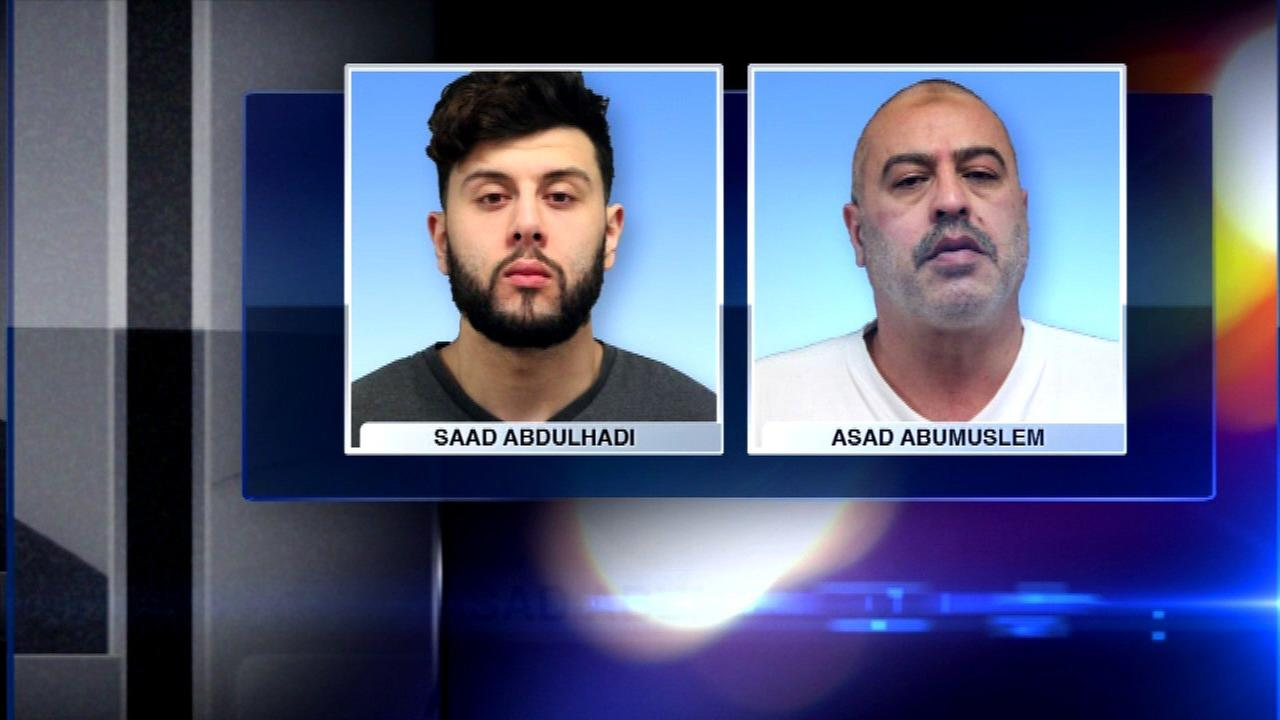 2 men arrested for allegedly selling stolen iPhones
