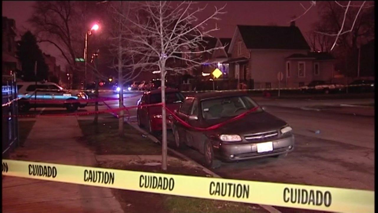 A 15-year-old boy was shot in the neck in Chicagos Englewood neighborhood.