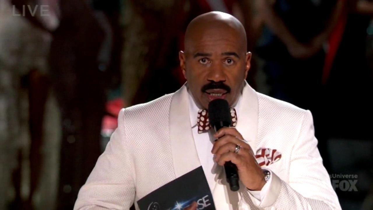 Steve Harvey may host Miss Universe again