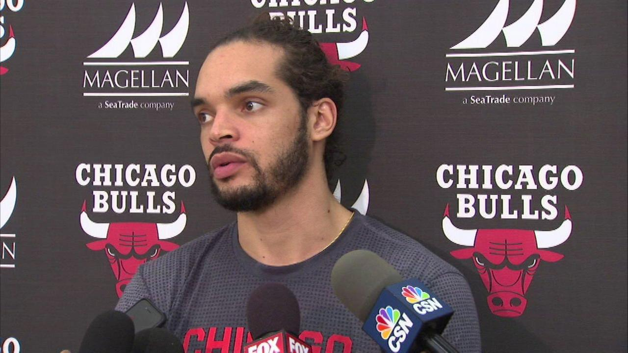 Joakim Noah featured in NBA anti-violence PSA