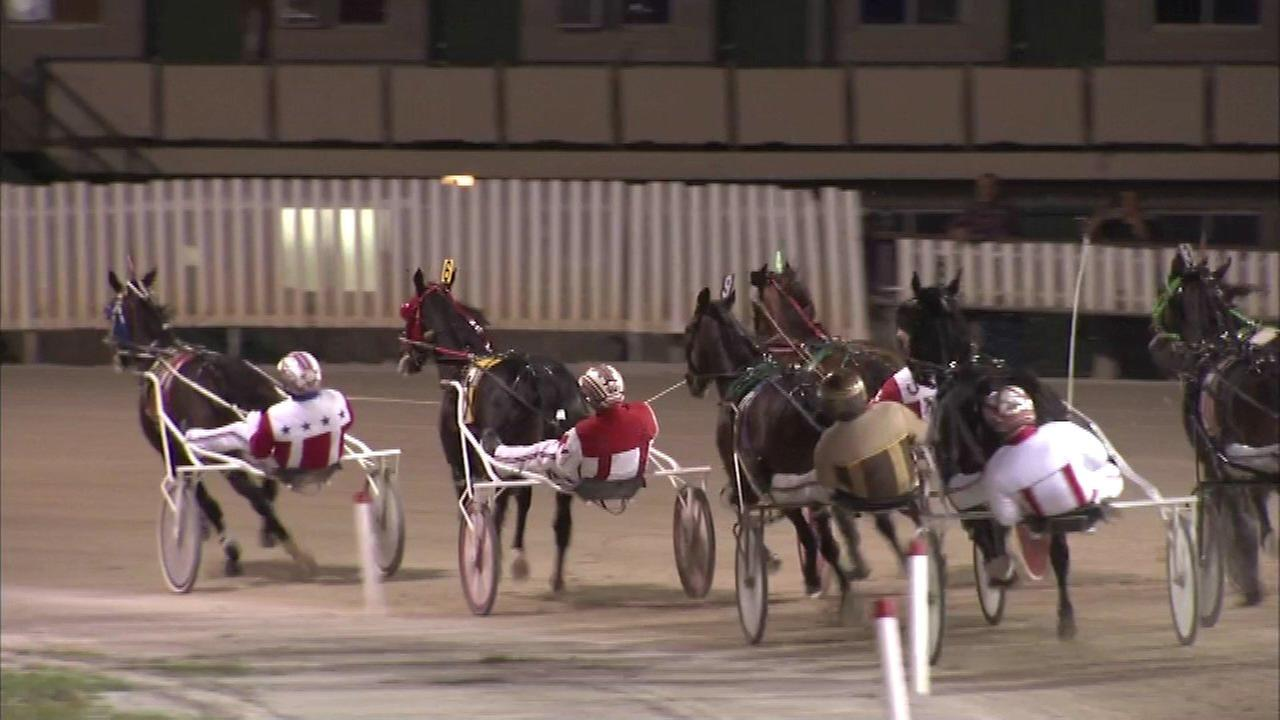 Balmoral Racetrack runs final race after 75 years