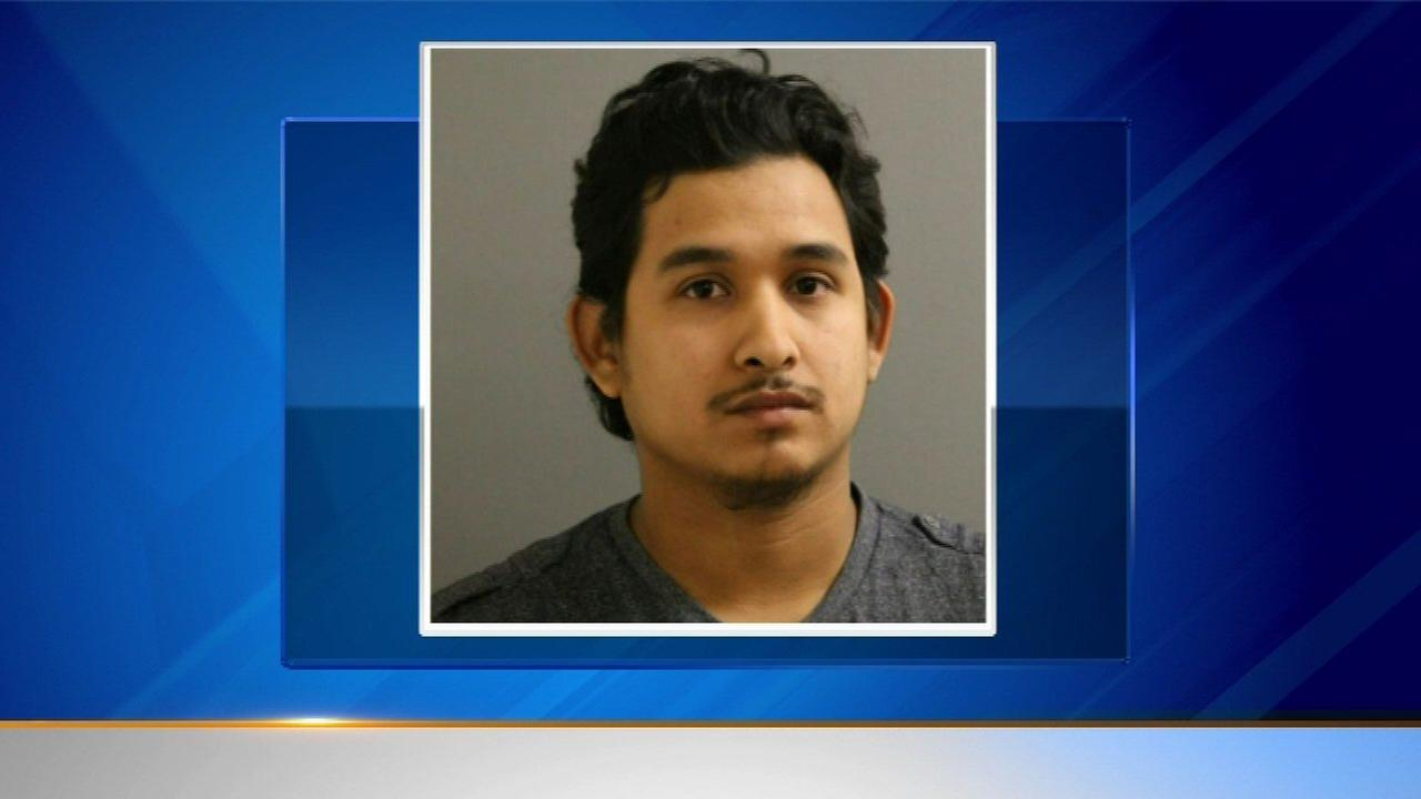 Silvestre Garcia, 22, has been charged in a hit and run that killed a pregnant woman.