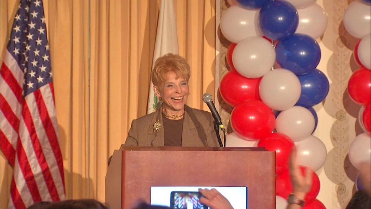 Former Illinois Comptroller Judy Baar Topinka.