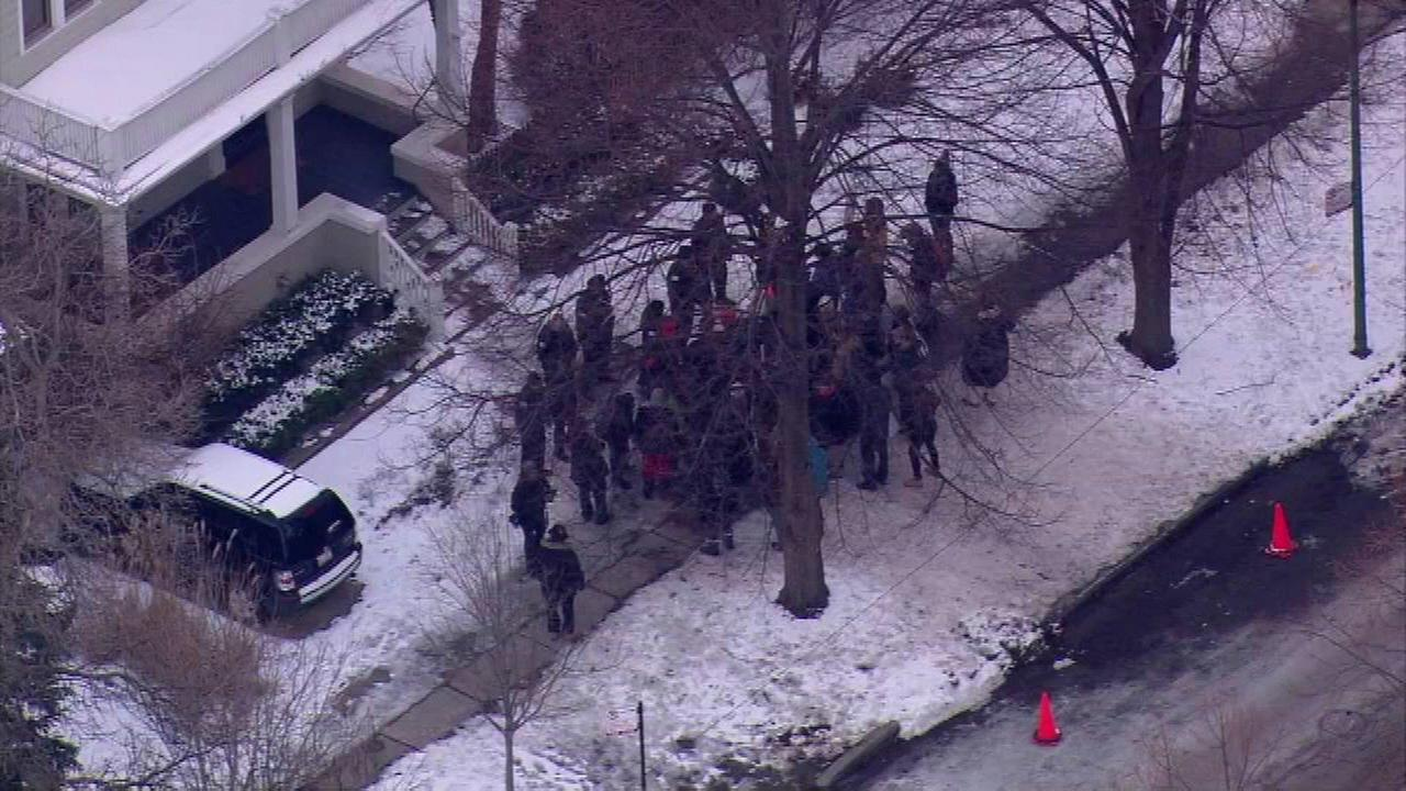 2 teens charged after protesting outside of Emanuel home
