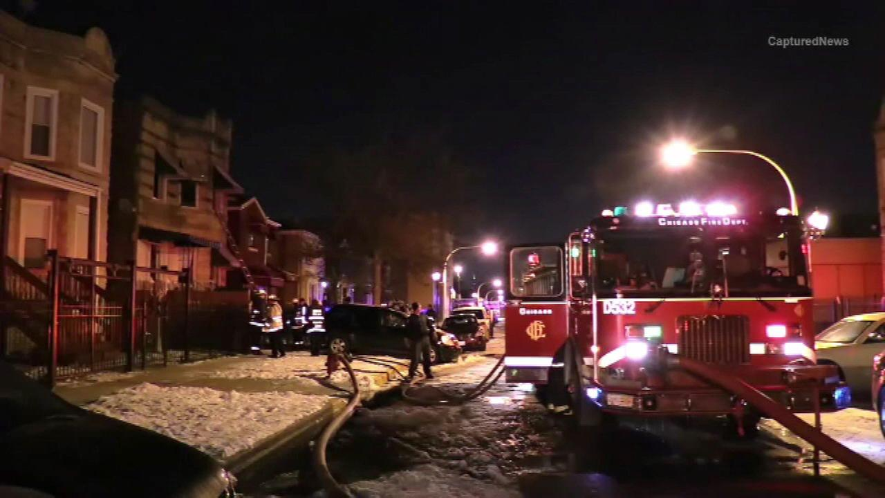 1 dead after West Side house fire