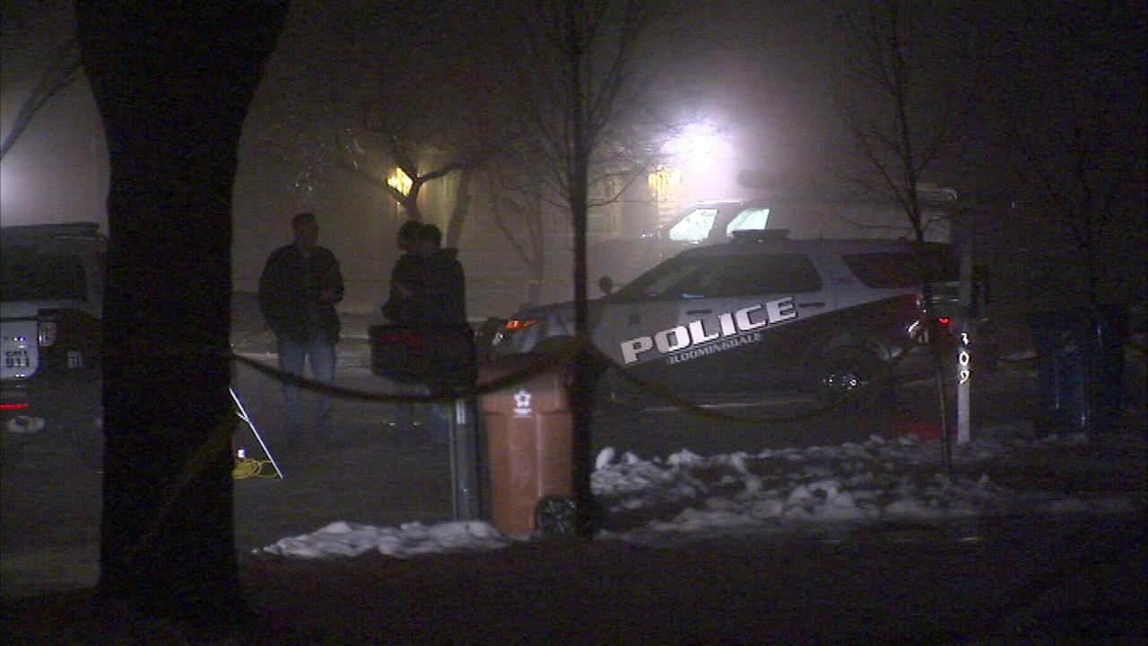 Two people were found shot to death in a west suburban Bloomingdale home on January 8, 2016.
