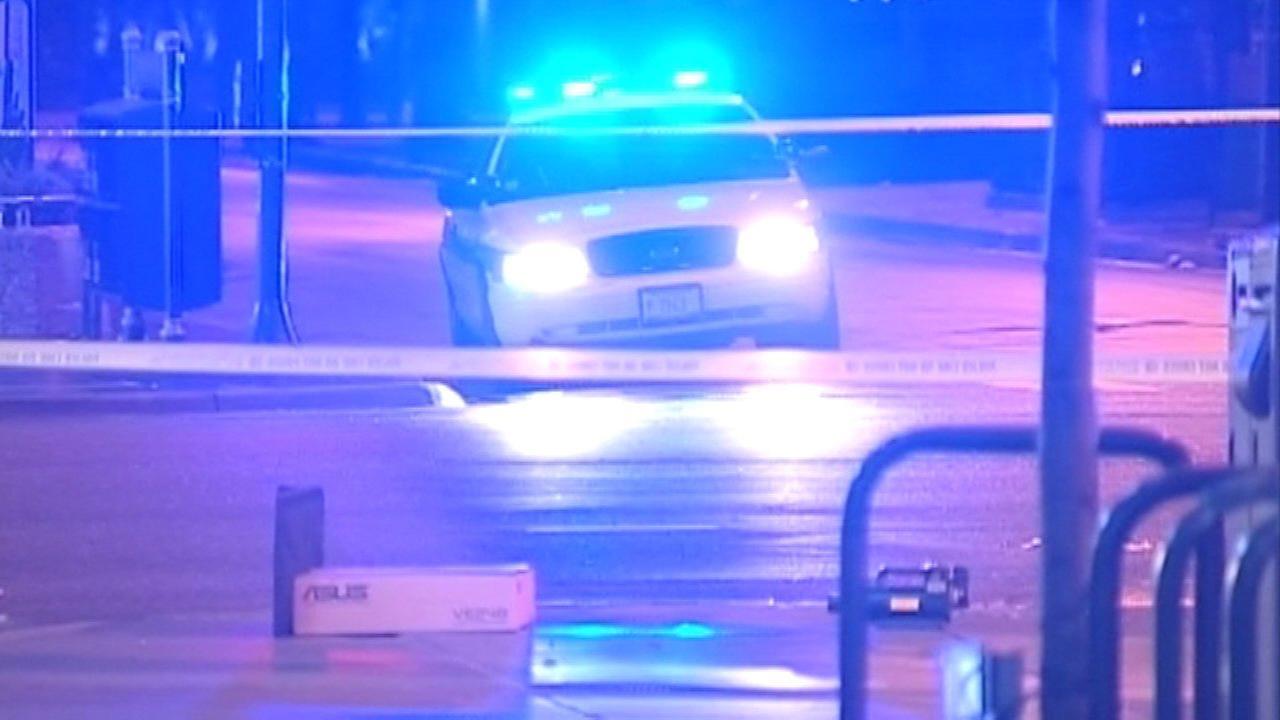 Police investigate suspicious package in Mag Mile