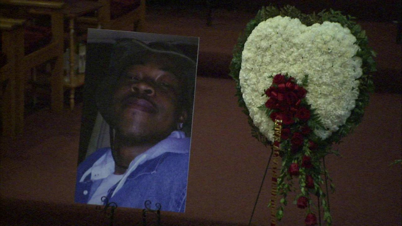 Funeral held for Quintonio LeGrier