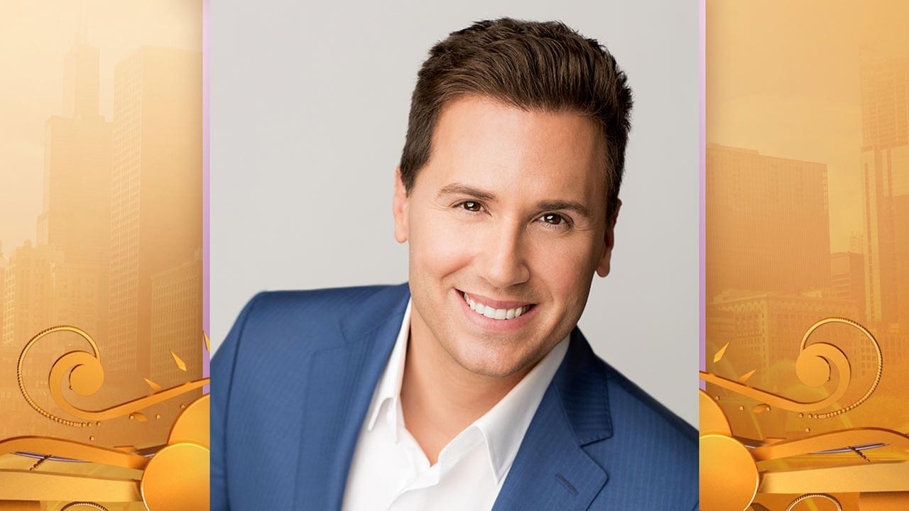 Windy City LIVE co-host Ryan Chiaverini