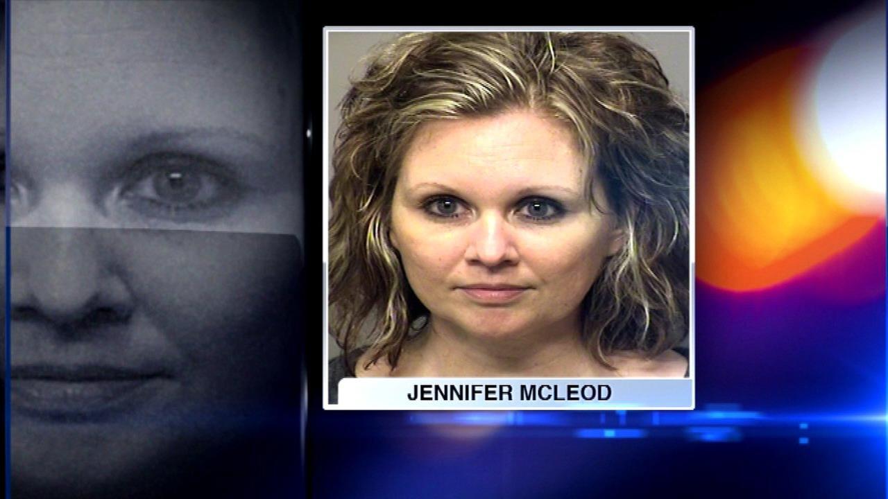 Jennifer McLeod.