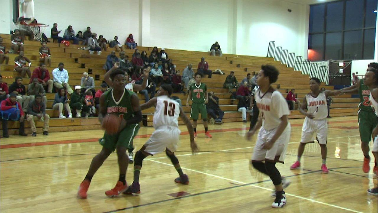 The Morgan Park High School boys basketball team is vowing to boycott an upcoming game due to the condition of their gym.