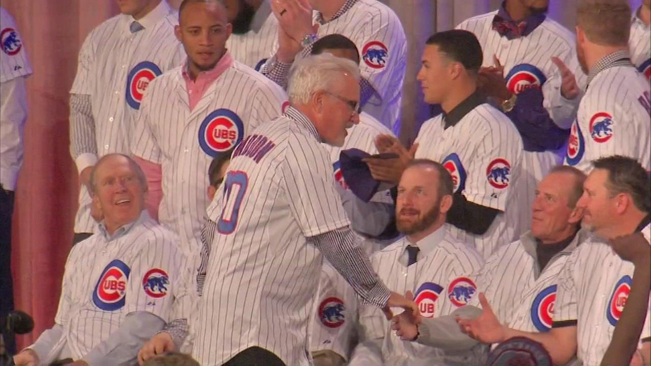 Cubs Convention returns to Chicago