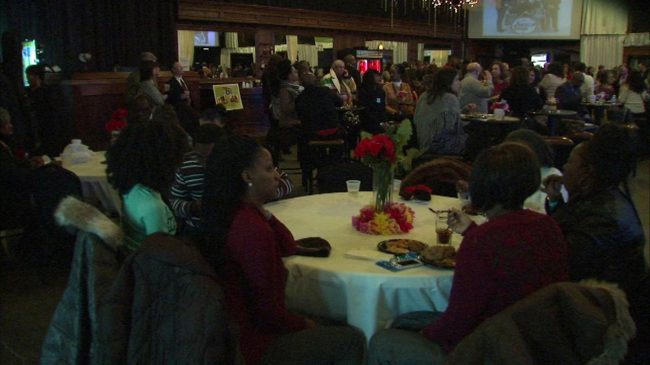 Fundraiser held for Chicago youth violence prevention