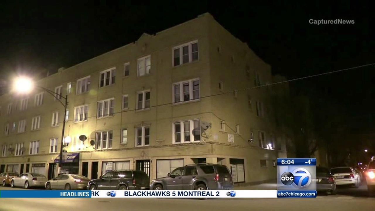 Two people were found dead in an apartment on Chicagos Northwest Side.