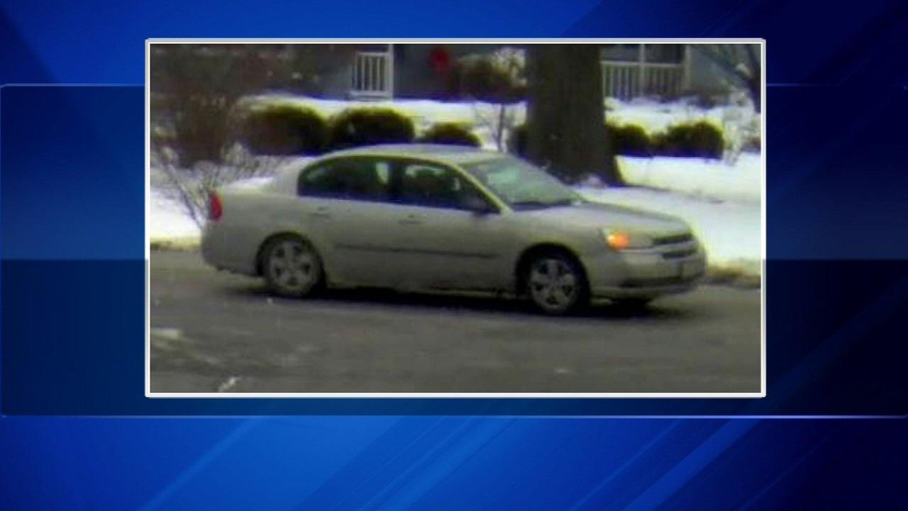 Burglars targeted four homes in west suburban Bensenville in the same day, police said.