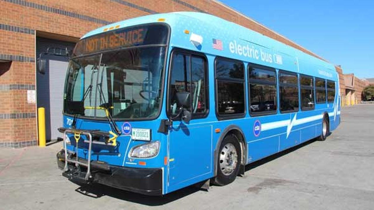 The CTAs bus fleet is about to get more high-tech. The agency will buy 20-30 fully electric buses.