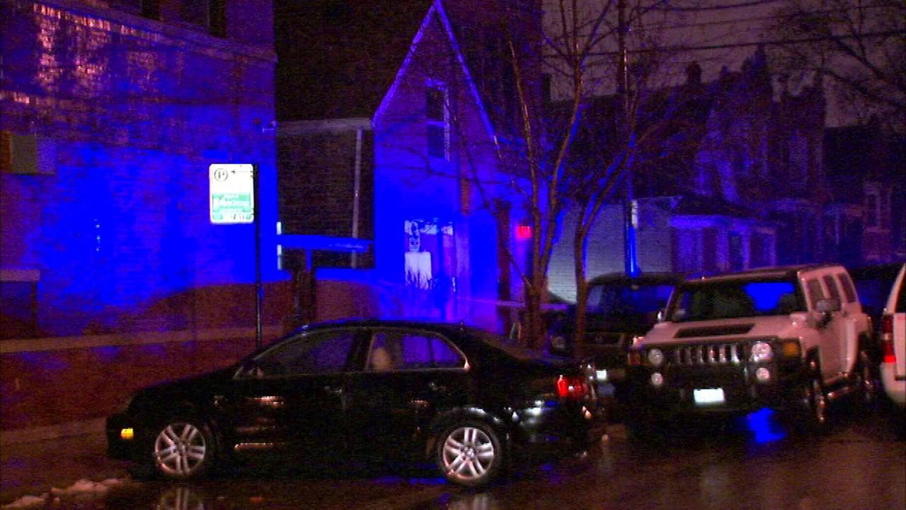 A 19-year-old man was killed and a 16-year-old boy was injured in the 3000-block of S. Kedvale.
