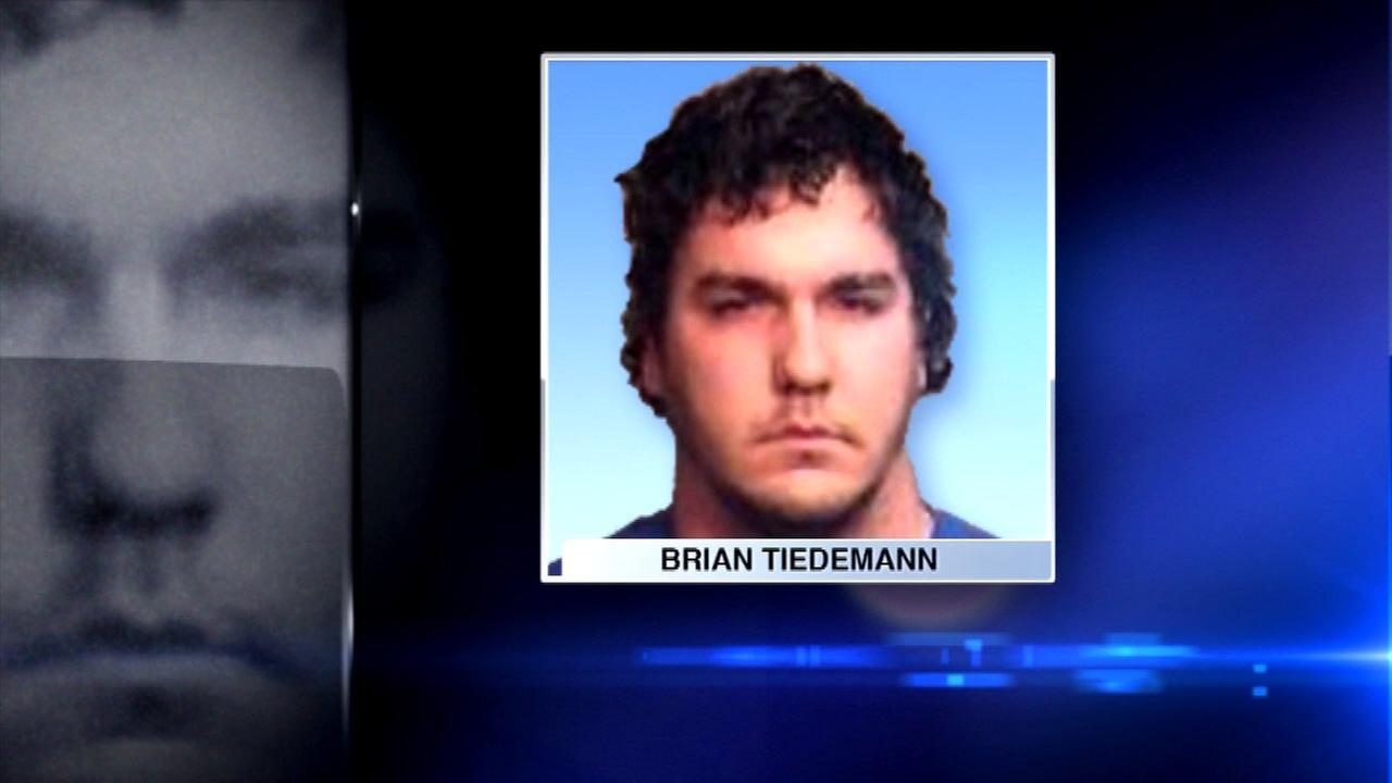 Brian Tiedemann.