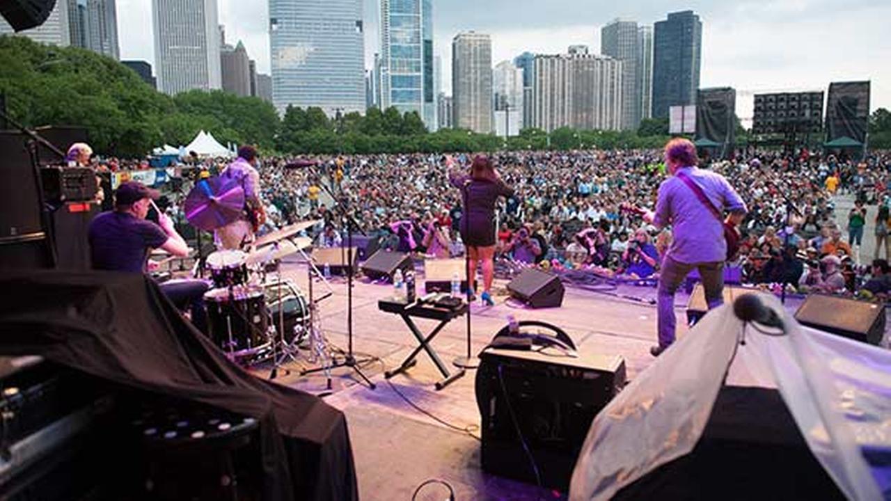2017 Chicago Blues Festival celebrates city's music legacy