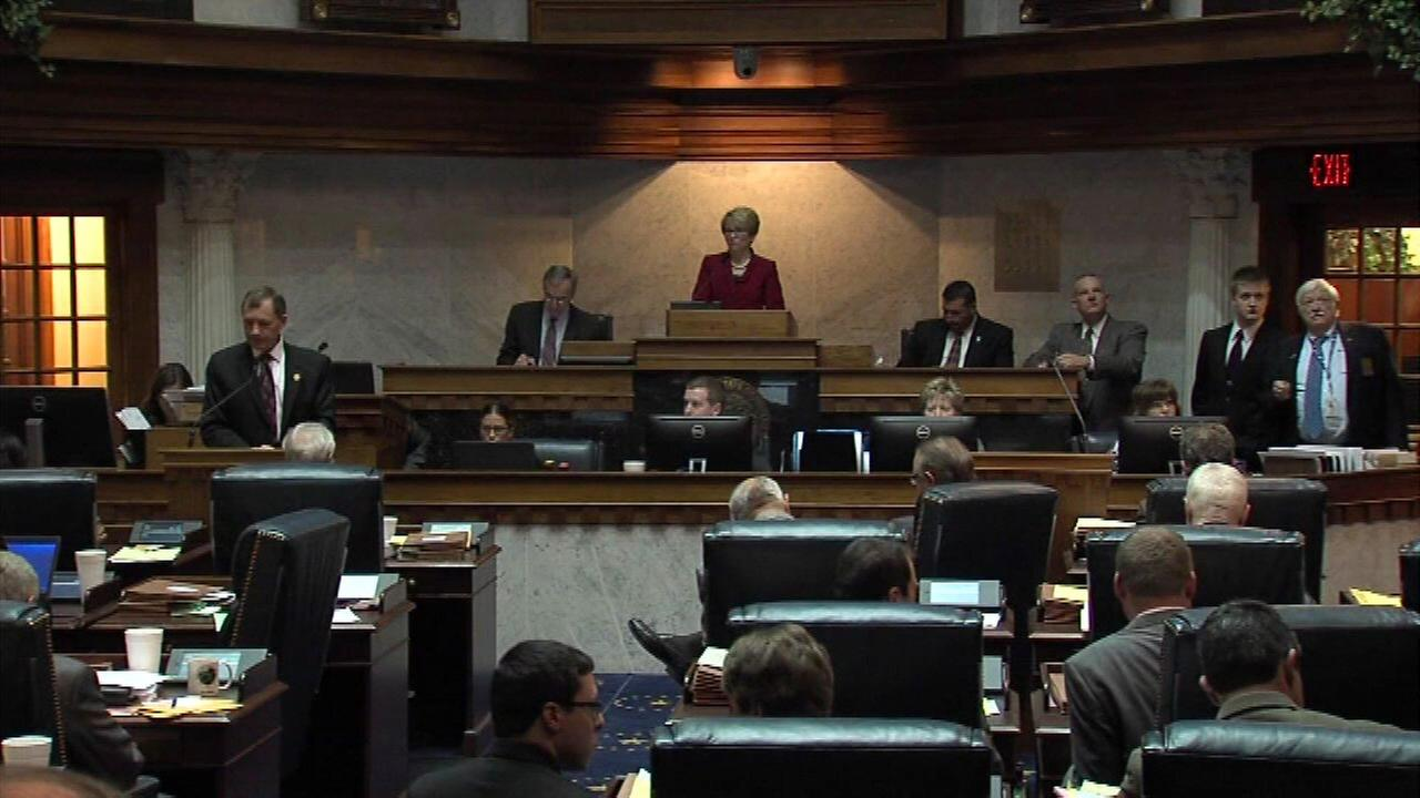 The Indiana Legislature declined to take up a bill extending civil rights to LGBT people.