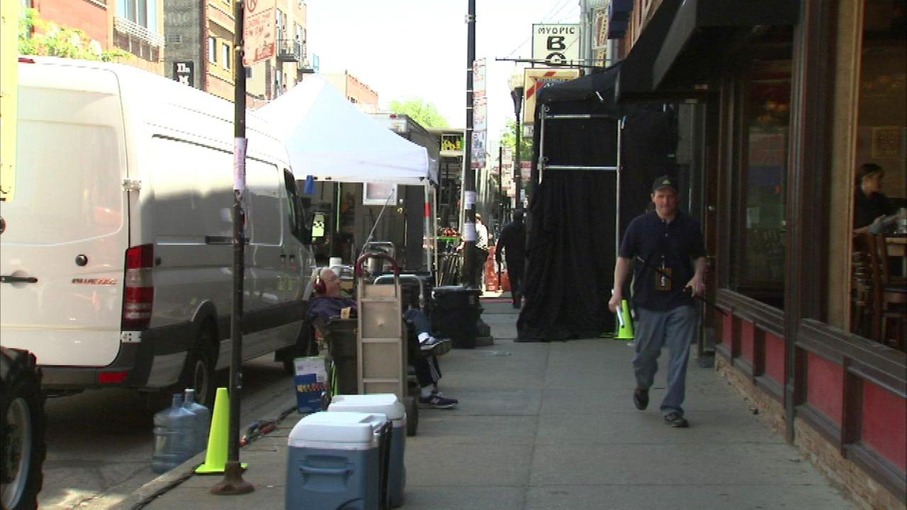 Chicago film industry grows 22 percent in 2015