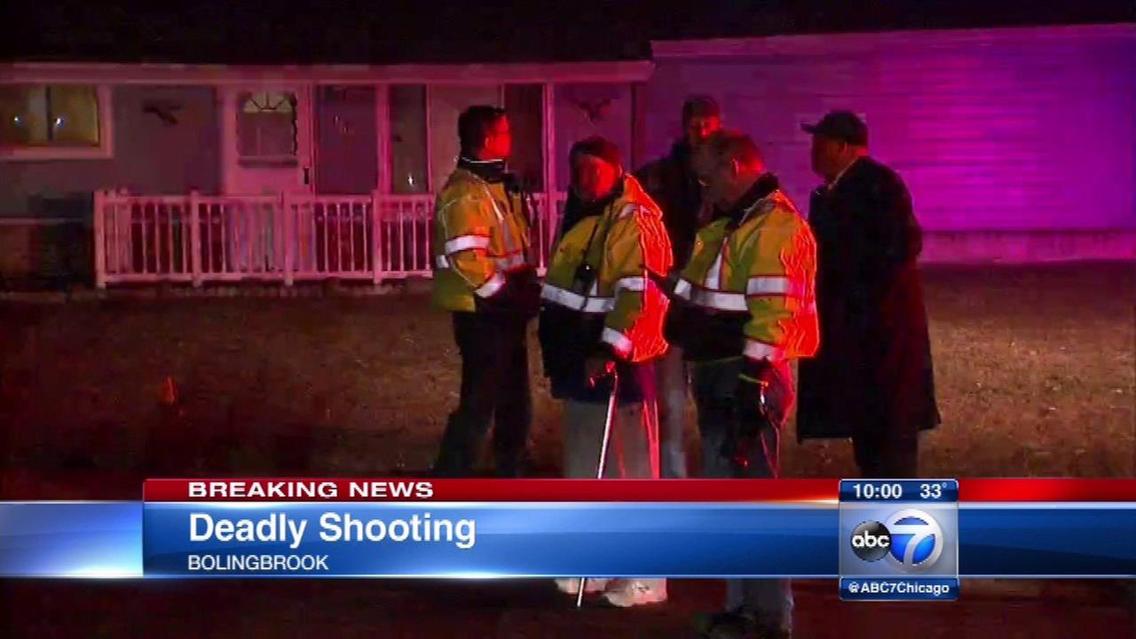 Victim ID'd in Bolingbrook shooting as 21-year-old man