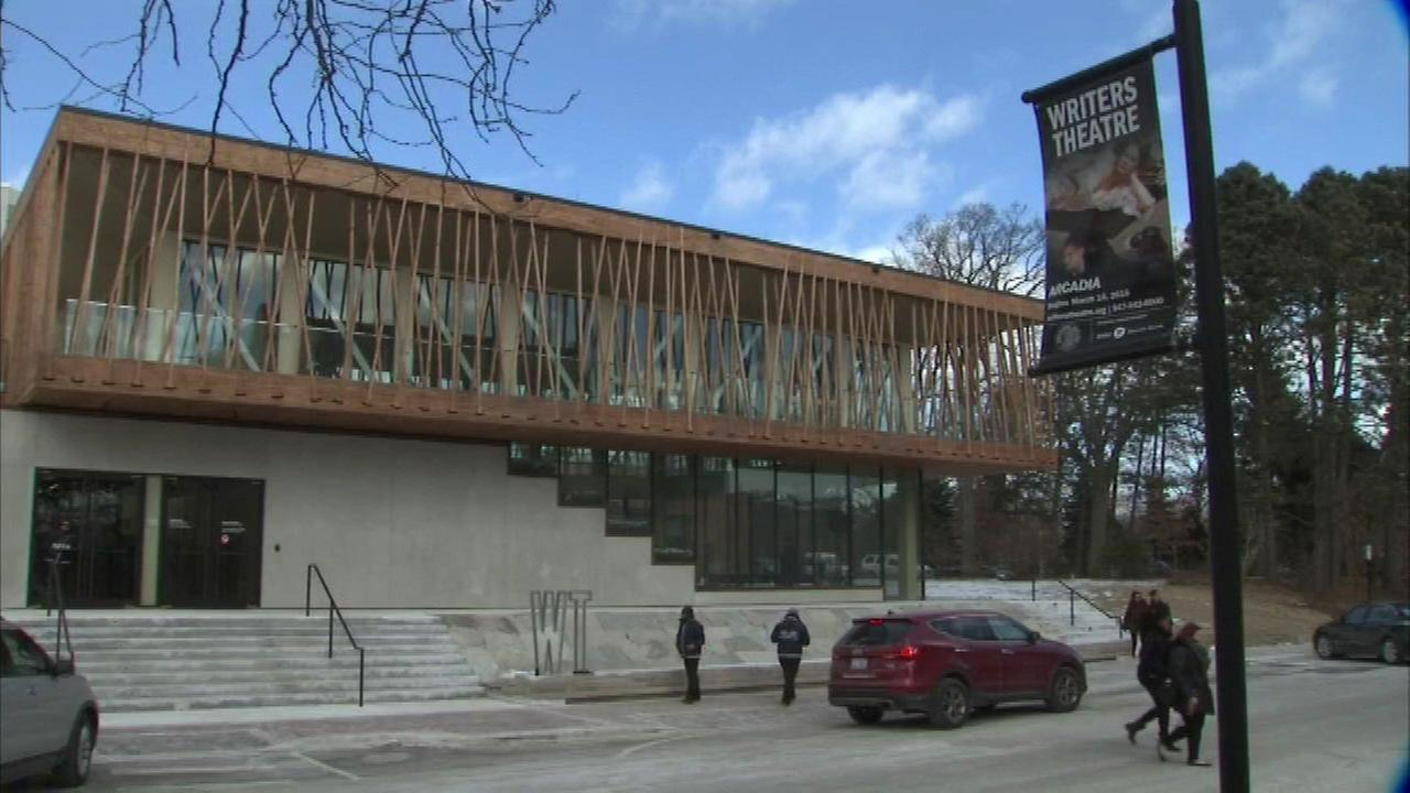Jeanne Gang-designed Writer's Theater opens in Glencoe