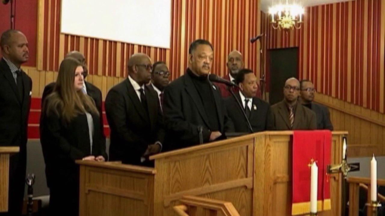 Jesse Jackson, church leaders planning Flint water contamination march