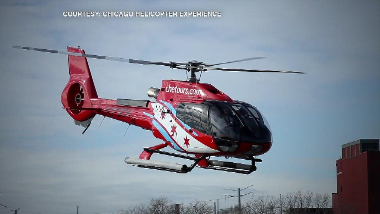 UberCHOPPER comes to Chicago for Valentine's Day weekend