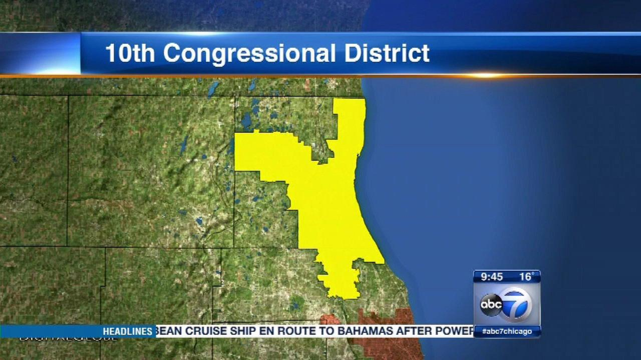 Newsviews: Democratic candidates for 10th U.S. Congressional District seat