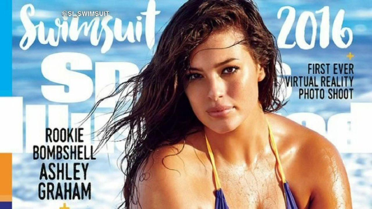 Sports Illustrated swimsuit edition features 3 cover models