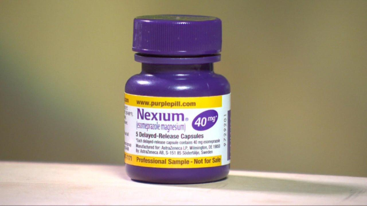 Study: Heartburn drugs increase risk of dementia