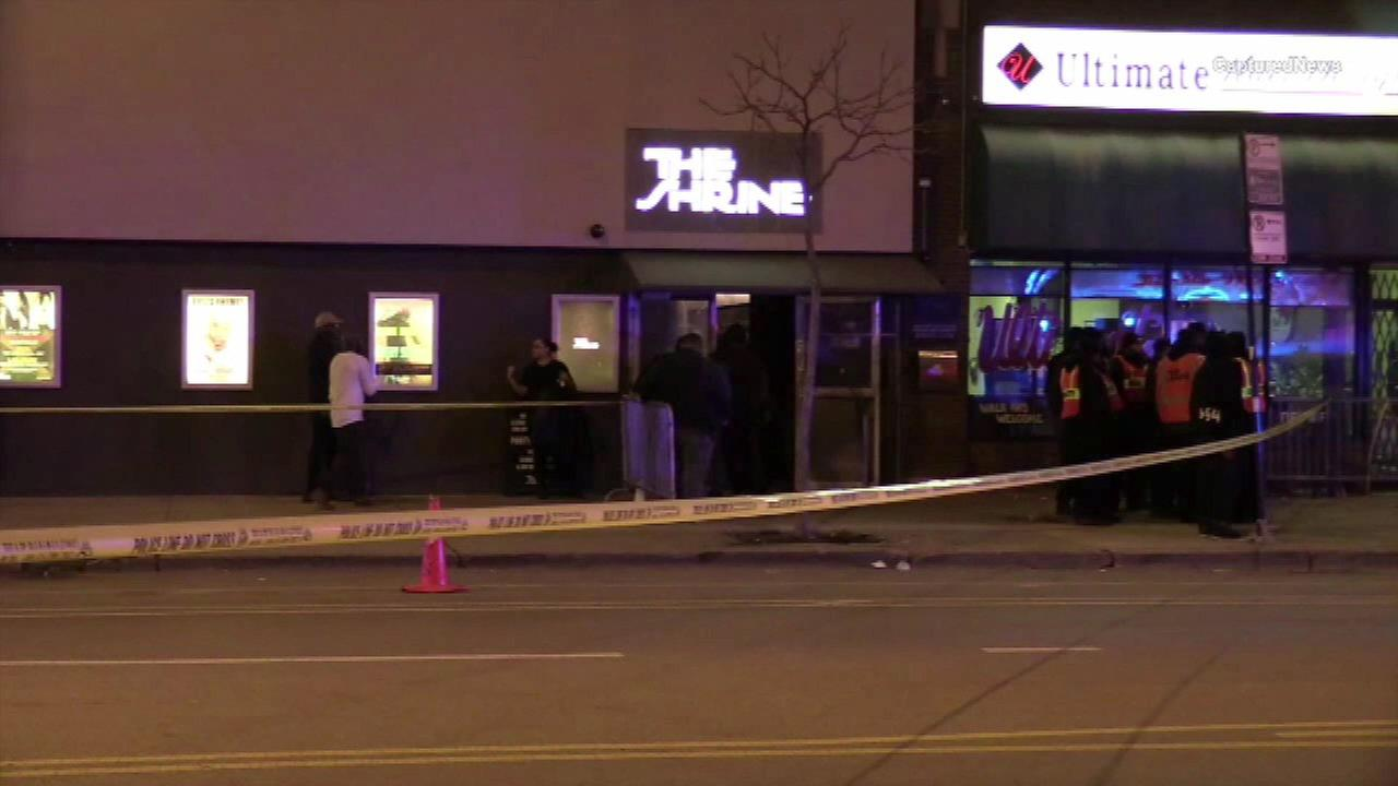 The Shrine closed permanently after 2 people shot outside nightclub, alderman says