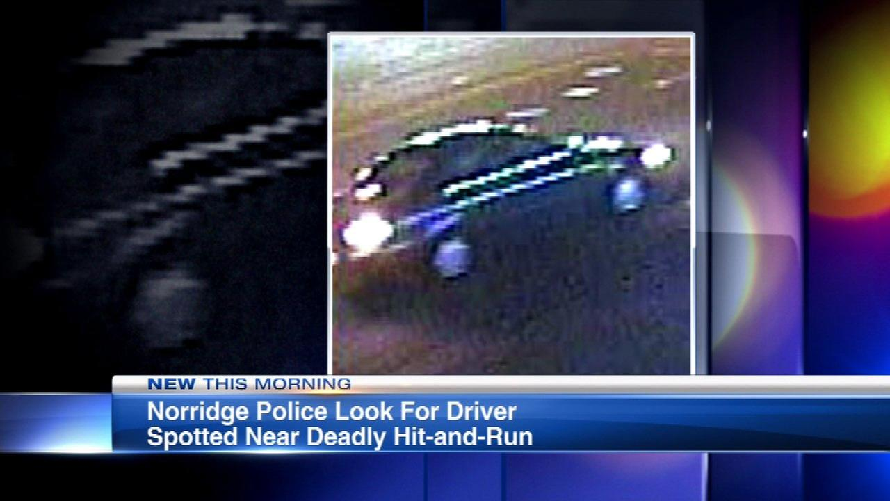 Norridge police release photo of car wanted in hit-and-run
