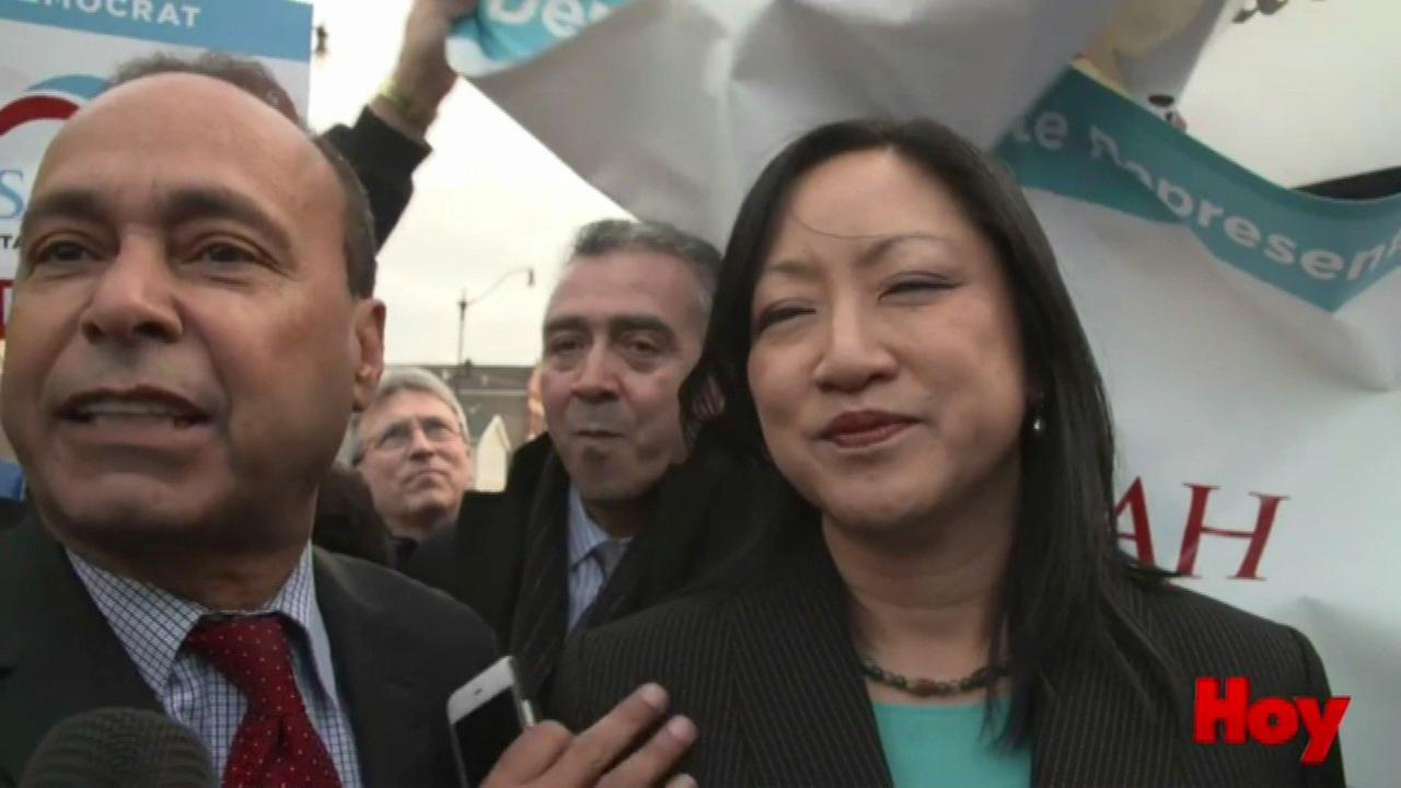 Allegations of intimidation at Theresa Mah campaign event