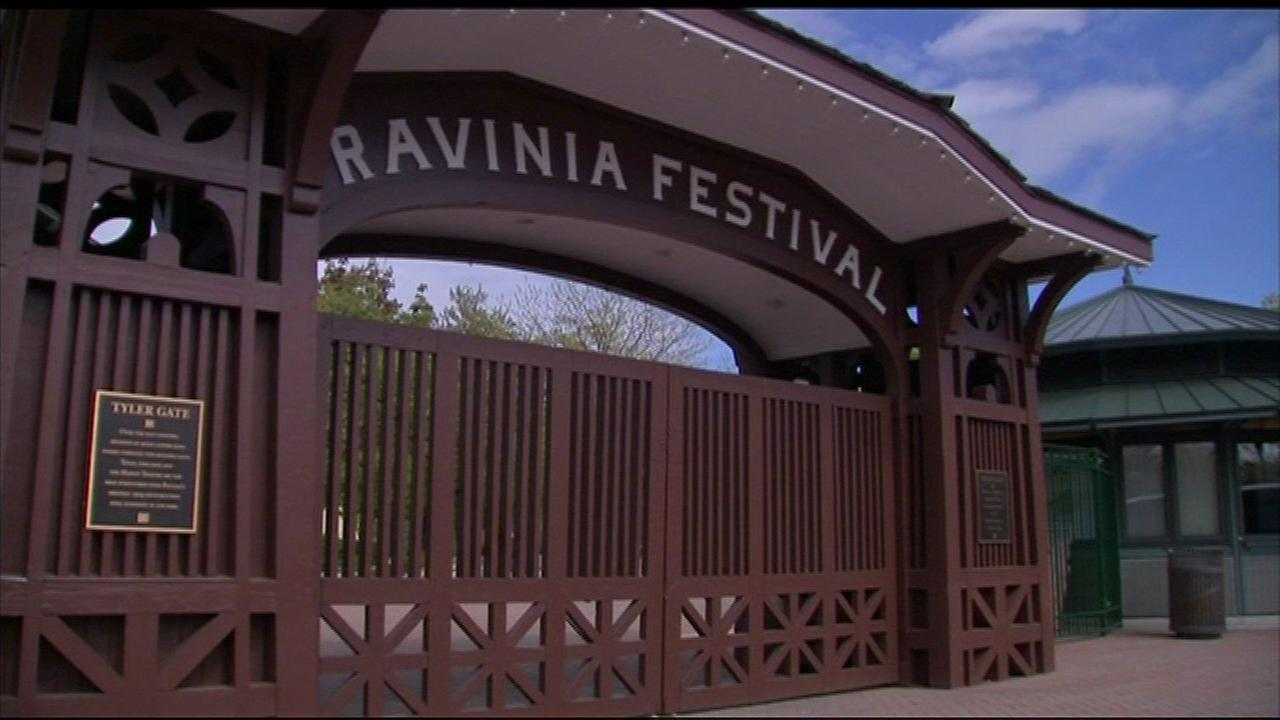 Ravinia 2016 tickets on sale Tuesday