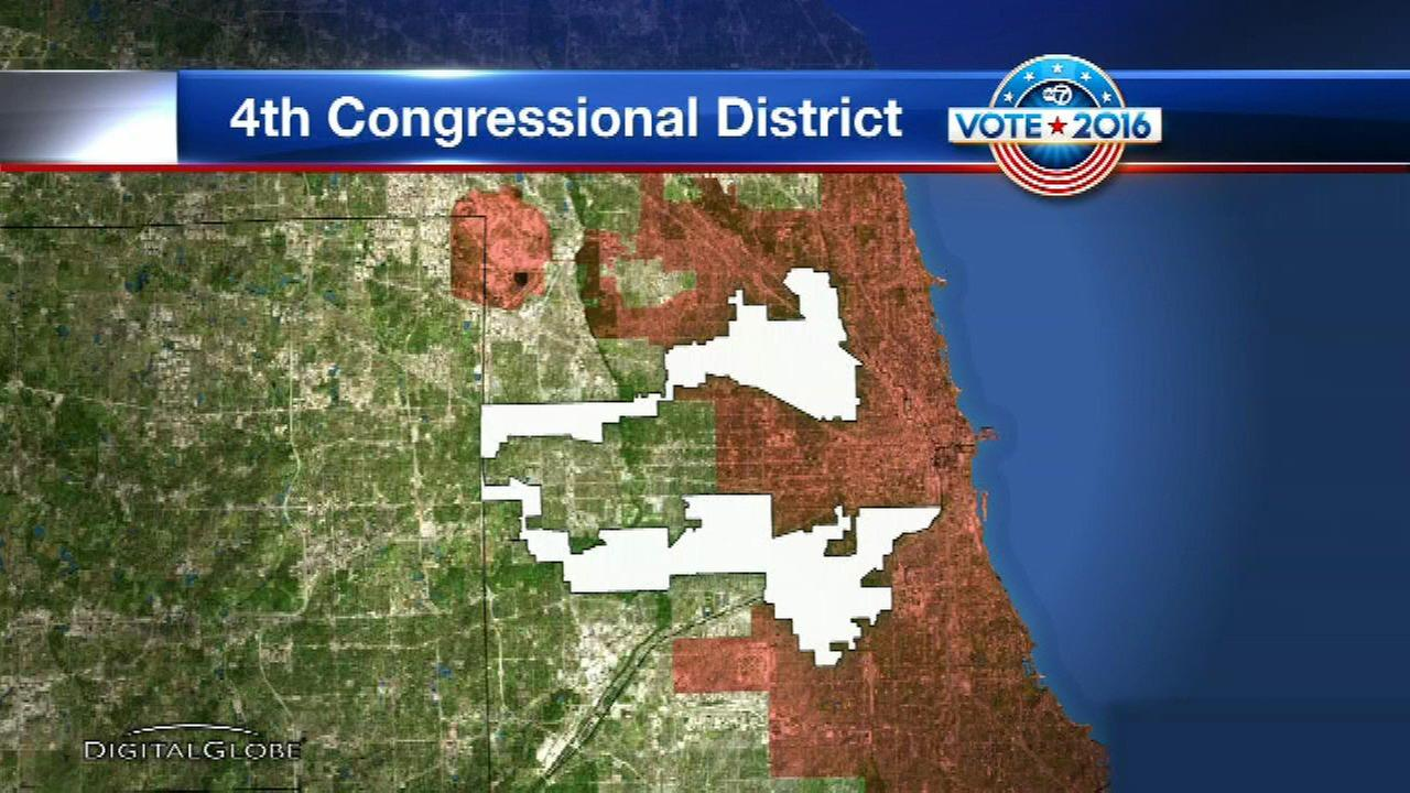 Newsviews: Candidates in race for Illinois' 4th congressional district