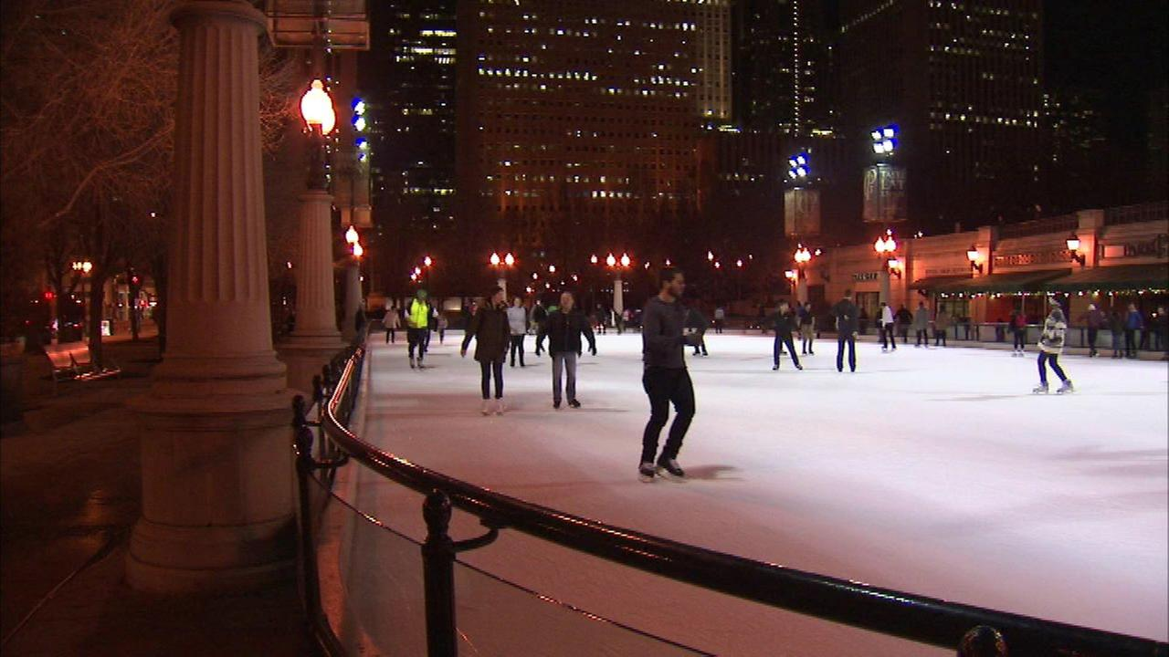 Downtown outdoor ice rinks close for the season